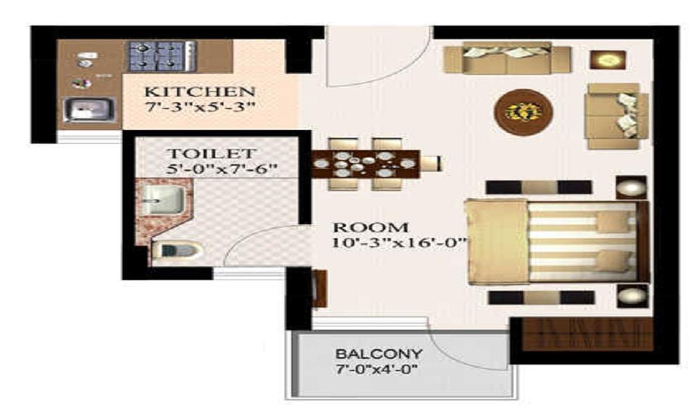 Urbtech Xaviers Floor Plan