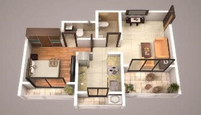 Vishal Group Arc Glory Floor Plan