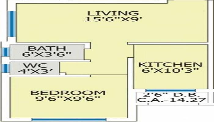 Oswal Prithvi Complex Floor Plan