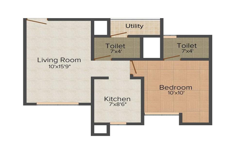 Cosmos Classique Floor Plan