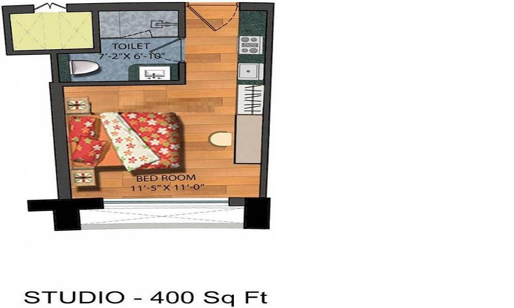 Assotech Celeste Towers Floor Plan