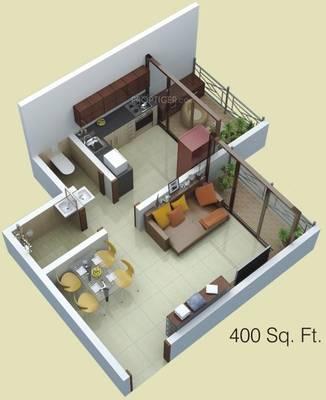 Lodha Casa Viviana Floor Plan
