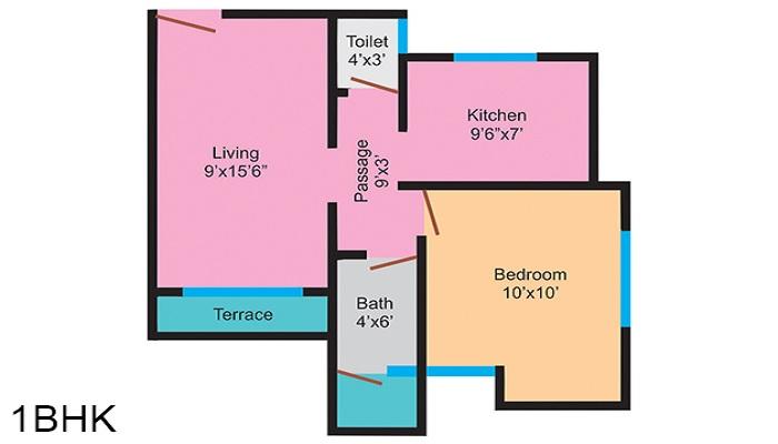 Ashwamedh Ashwa Annex Floor Plan