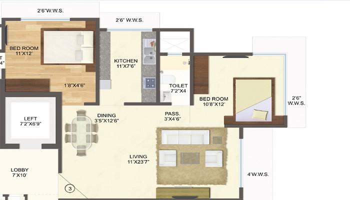 Acme Stadium View Reviews Andheri West Mumbai Price Location Floor Plan