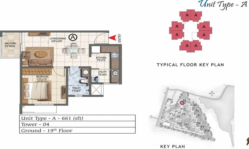 Prestige Lake Ridge Floor Plan