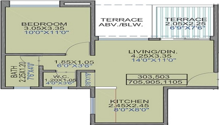 Guardian Lake Shire Floor Plan
