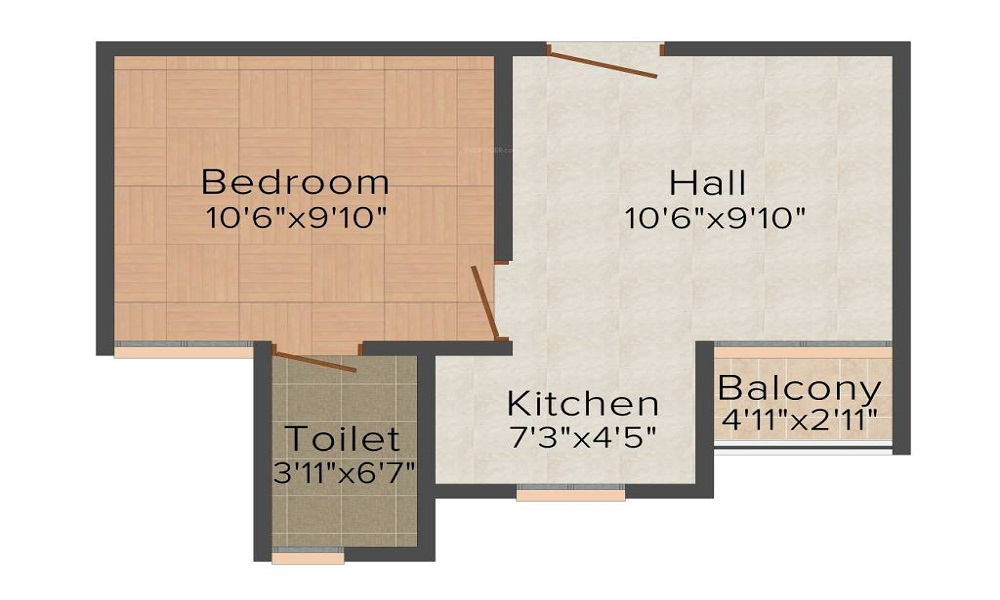 Majestique Imperia Floor Plan