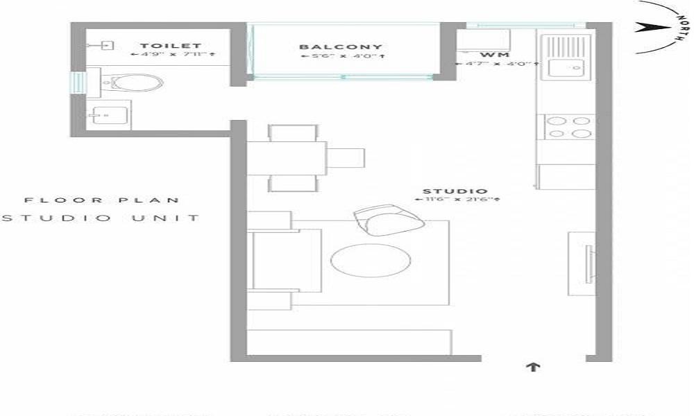 Assetz Here And Now Floor Plan