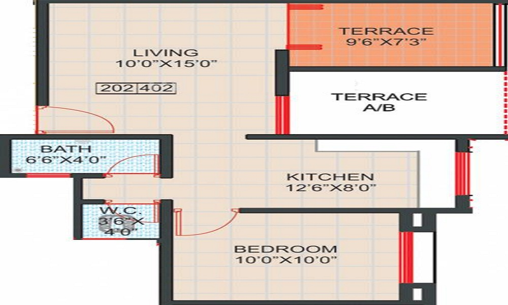 GK Royale Rahadki Greens Floor Plan