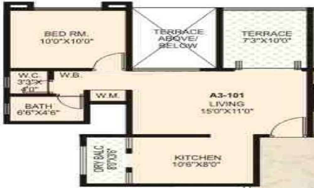 GK Developers Atlanta Floor Plan