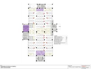 Okaya Business Park Floor Plan
