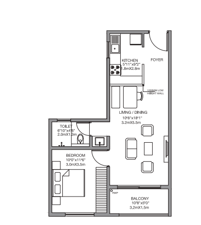 Godrej 24 Floor Plan