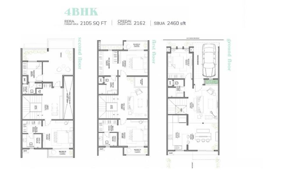 Assetz Soul & Soil Floor Plan