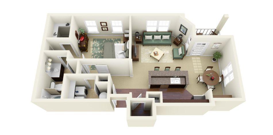 Salarpuria Altana Floor Plan
