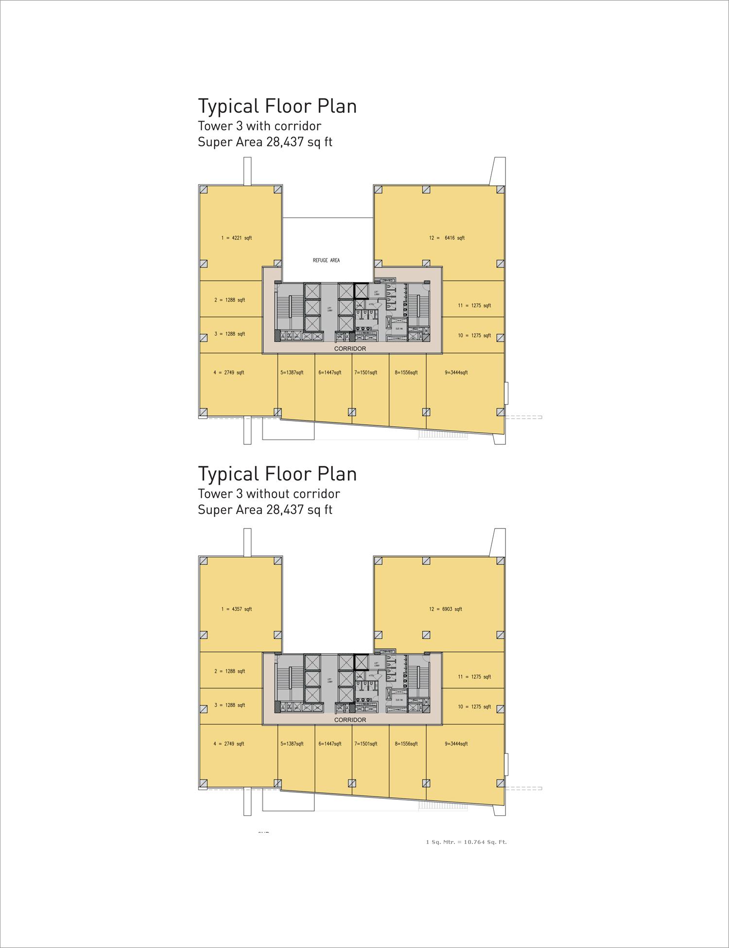Ozone Boulevard Floor Plan