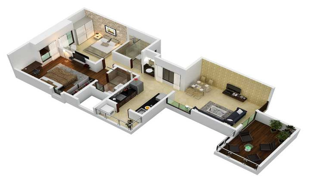 Skylark Residences Floor Plan