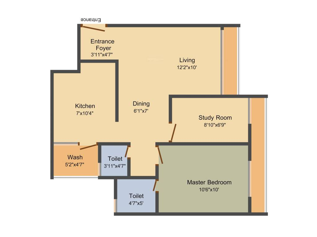 Gala Celestia Floor Plan