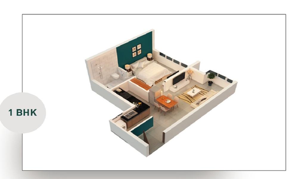 Embassy Edge Floor Plan