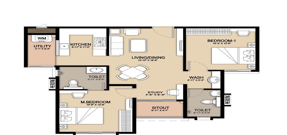 Vars Parkwood Floor Plan