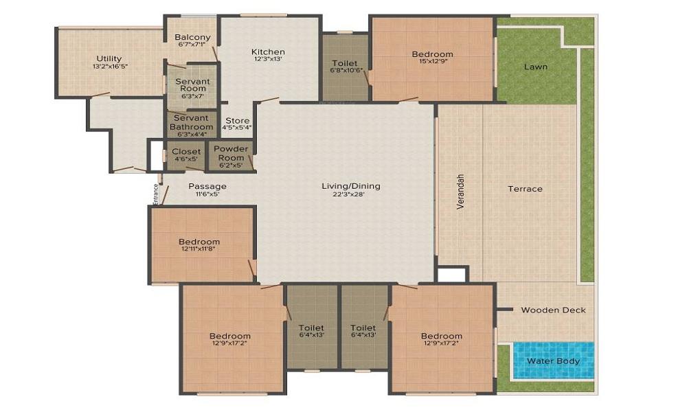 HRG Verantes Floor Plan