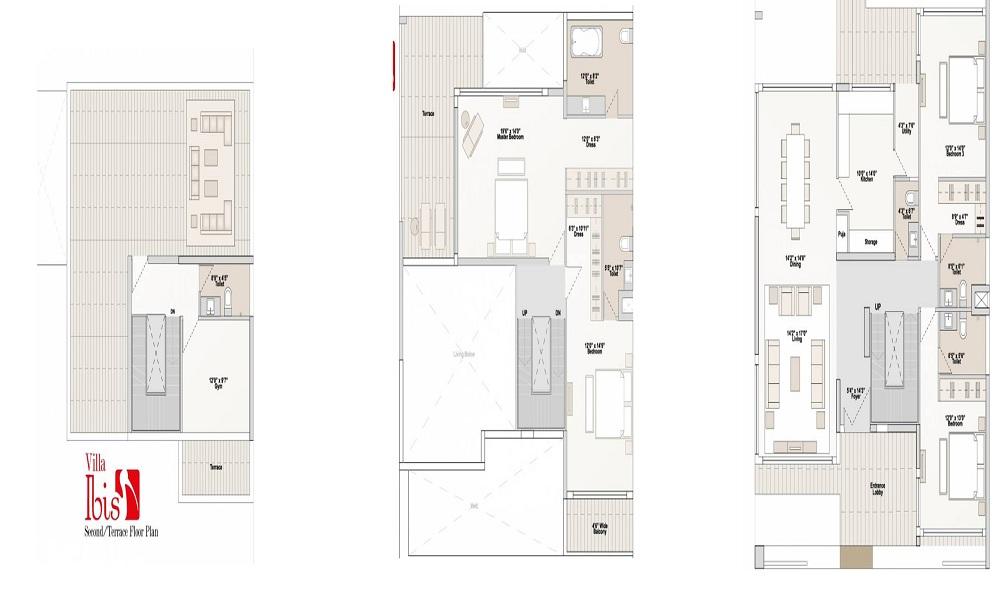 Arvind Ibis Floor Plan