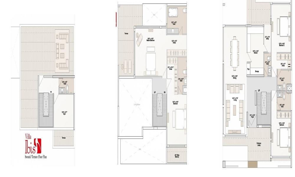 Arvind Dove Floor Plan