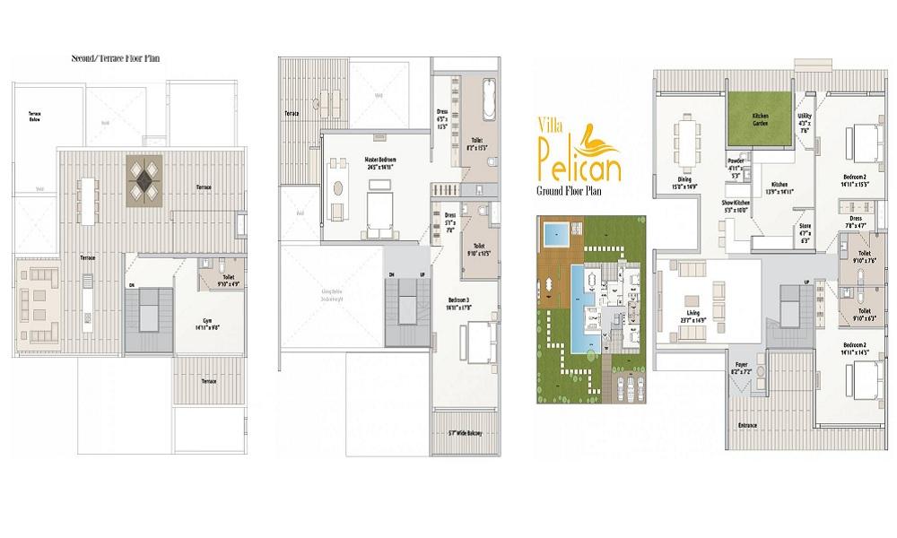 Arvind Pelican Floor Plan
