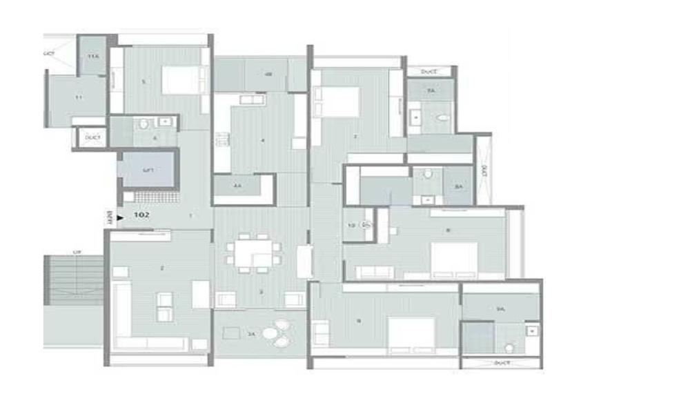 Shivalik Paradise Floor Plan