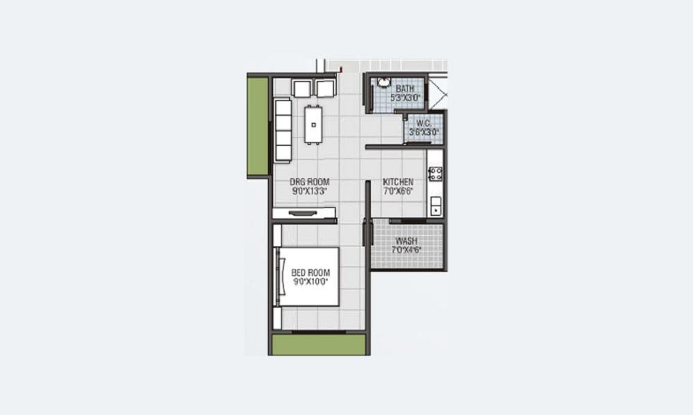 Polaris Anand Phase II Floor Plan