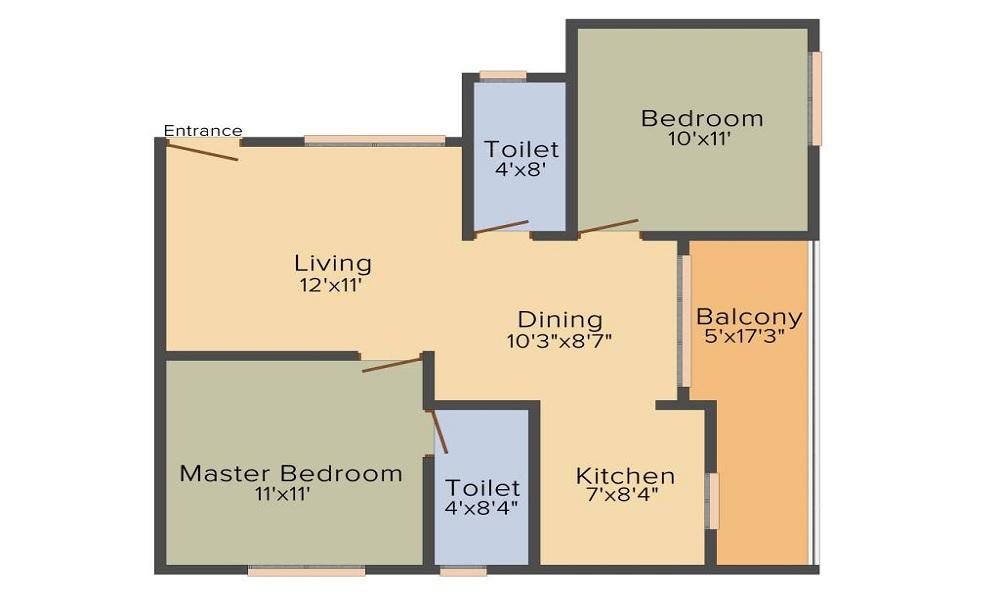 Saritha Elan Floor Plan