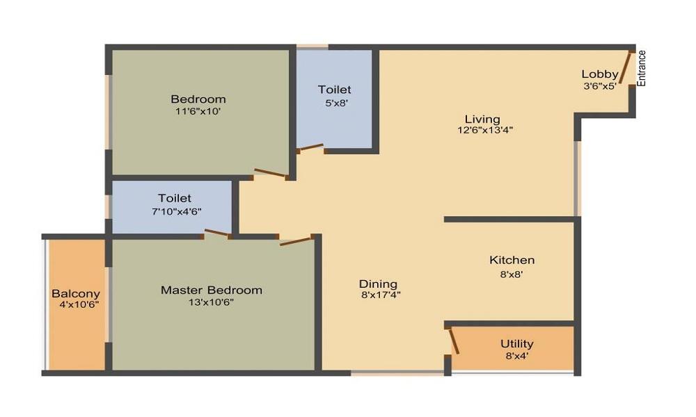 Sanvi Sankalpam Floor Plan