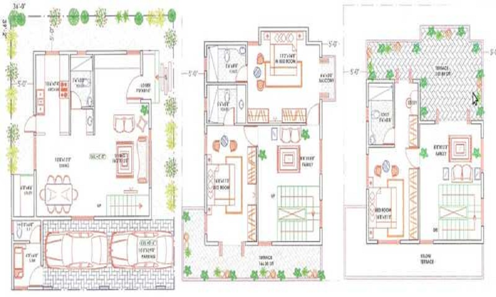 Jatti Dwarakamai Floor Plan