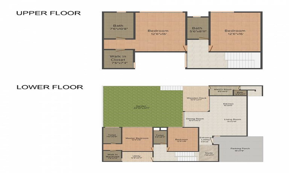 Total Environment After The Rain Floor Plan