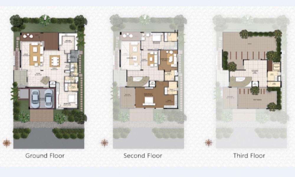 NCC Urban Misty Woods Floor Plan