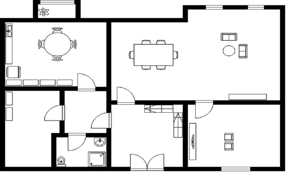 Vilas Javdekar Yash One Phase I Floor Plan