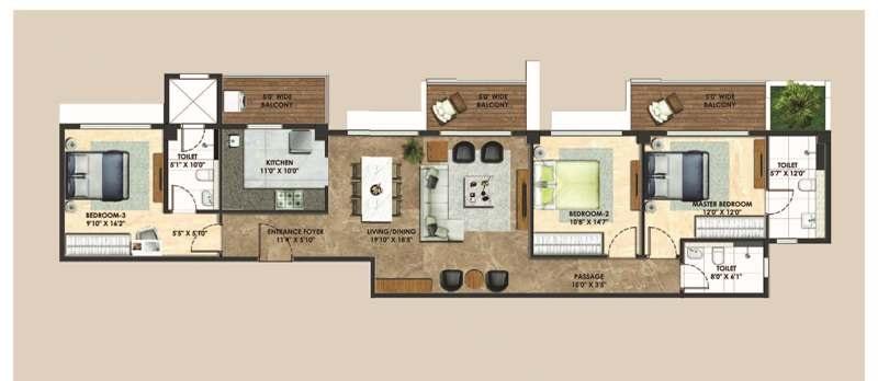 Adani Atelier Greens Reviews Koregaon Park Pune Price Location Floor Plan