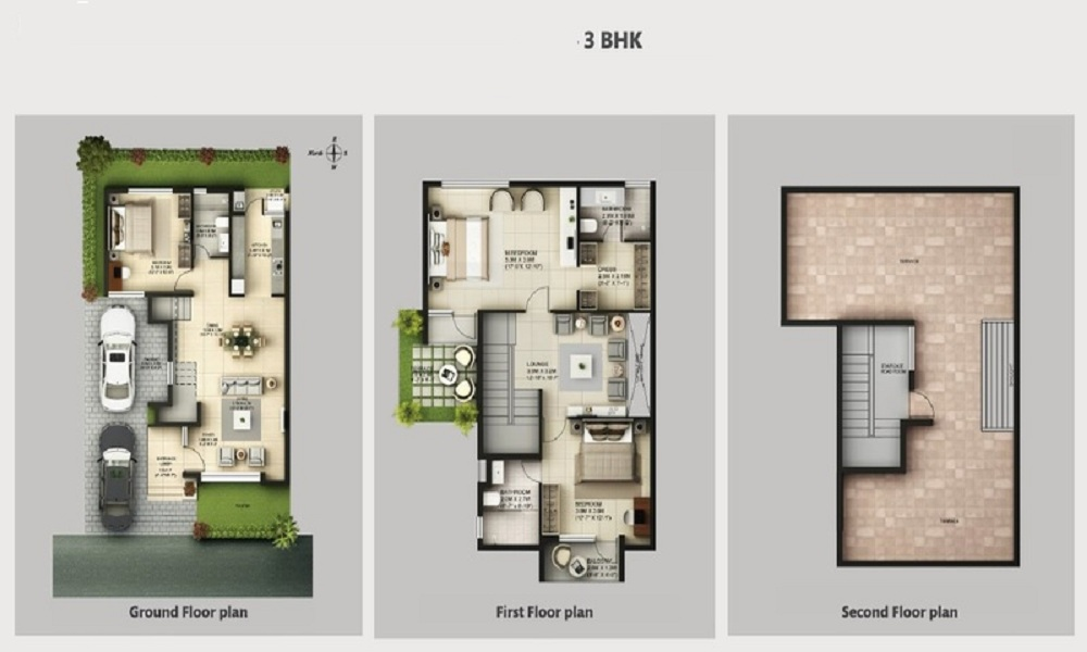 Casa Grande Neona Floor Plan