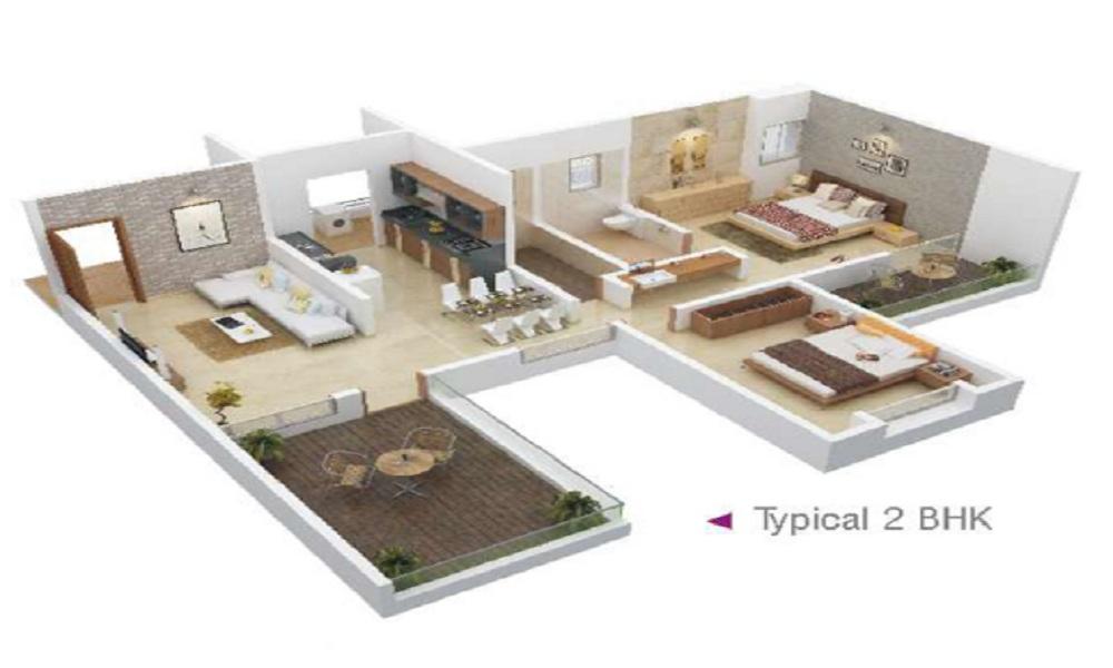 ARC Pukhraj Floor Plan