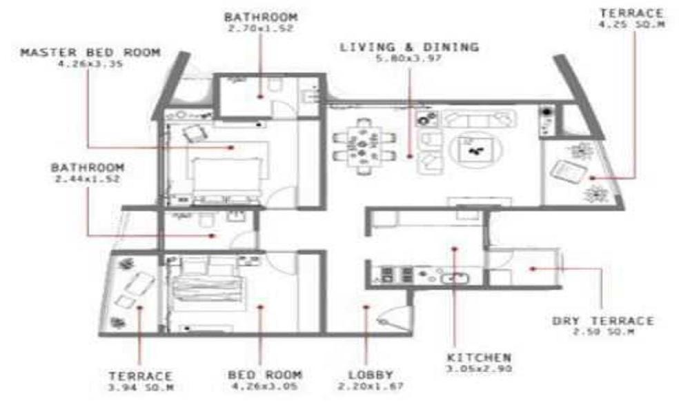 Bramha Meander Floor Plan