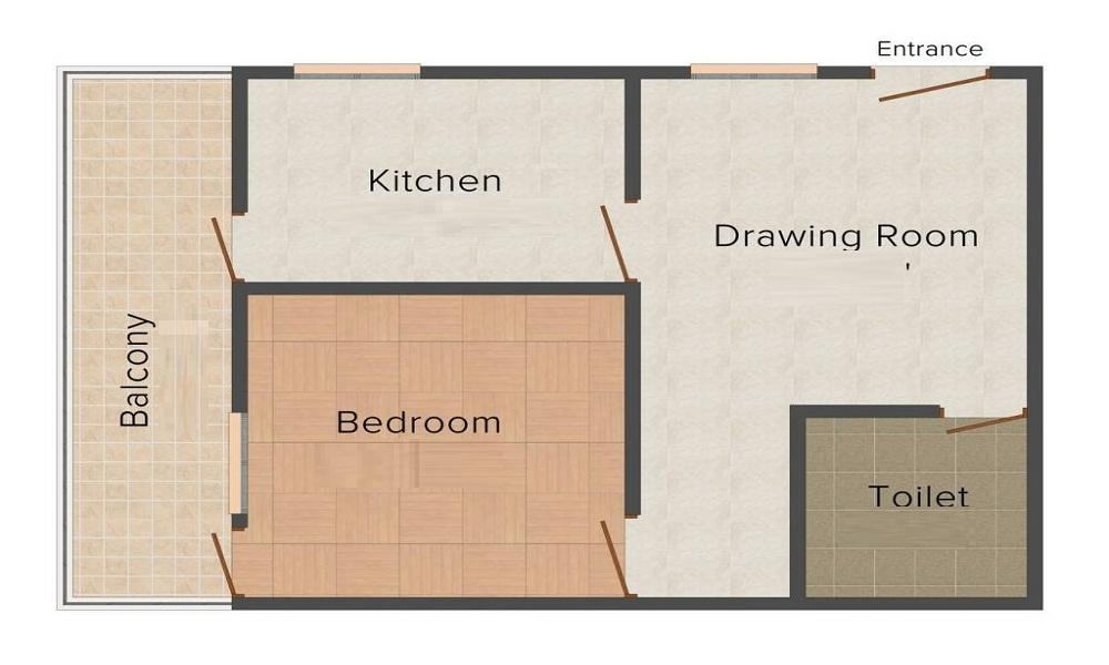 Skylark Ithaka Floor Plan
