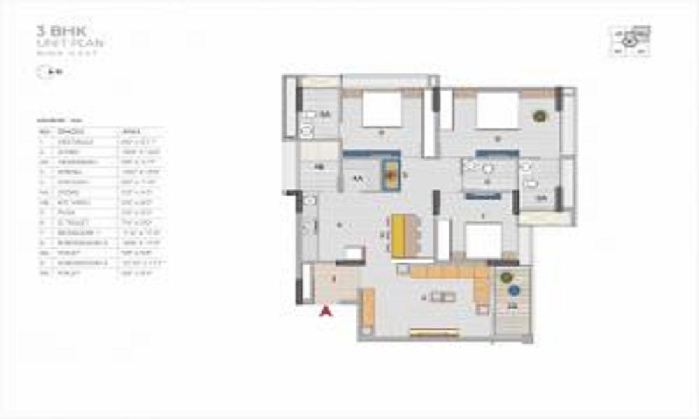 Shilp Shaligram Floor Plan