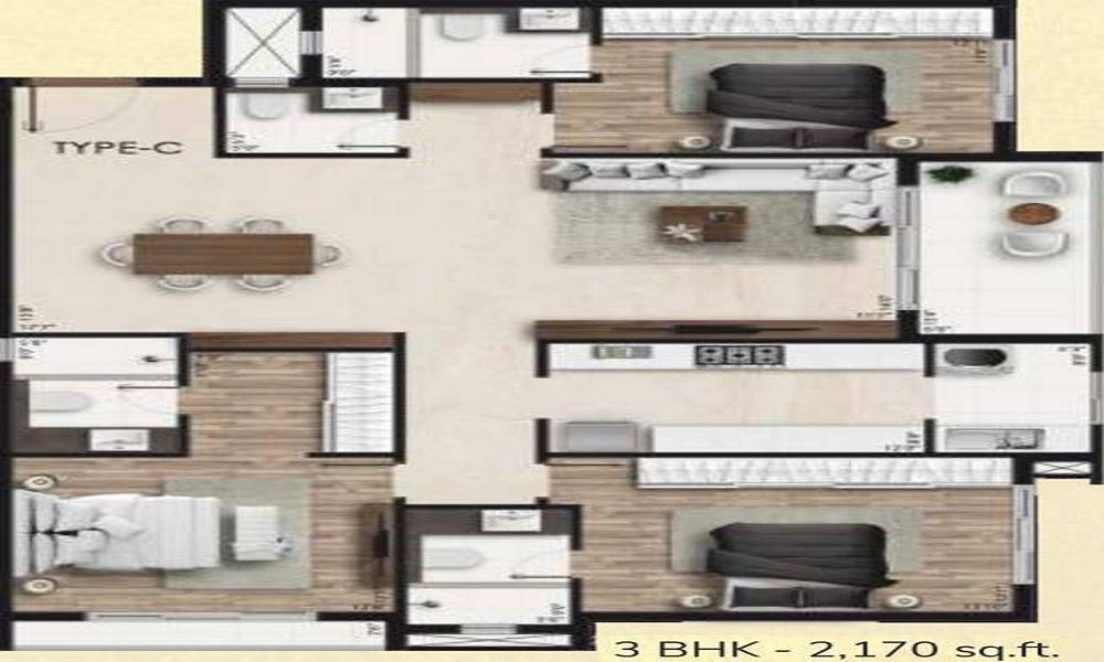Legacy Belicia Floor Plan