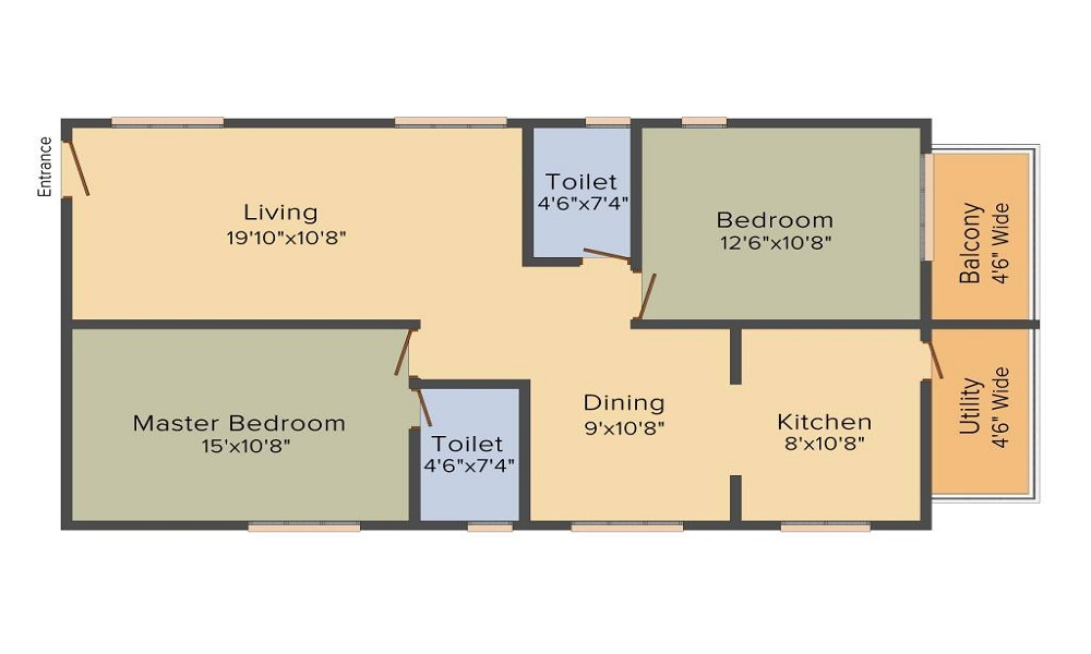 Pioneer Kingstown Floor Plan