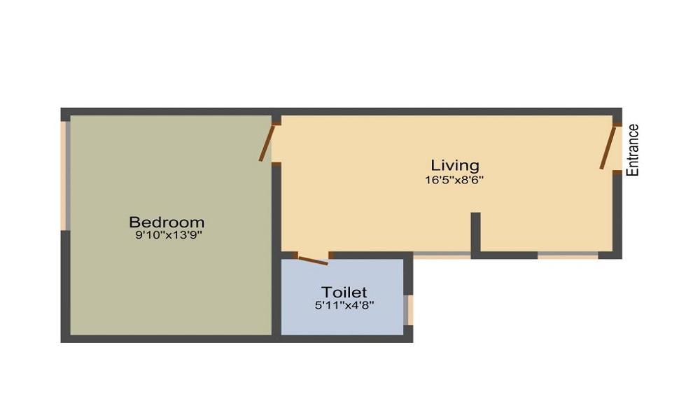 GM Elegance Tower Floor Plan