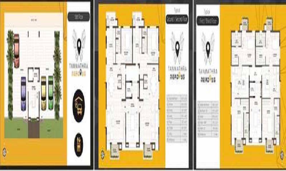 Tanmathra Meadows Floor Plan