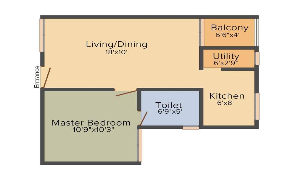 Vivansaa Blessings Floor Plan