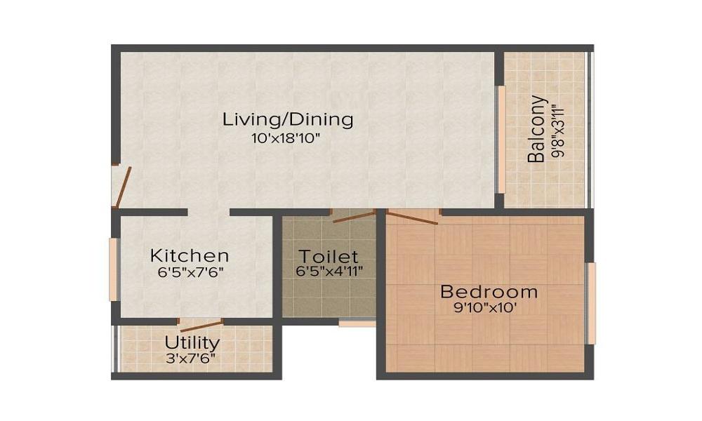 Altius Ardour Floor Plan