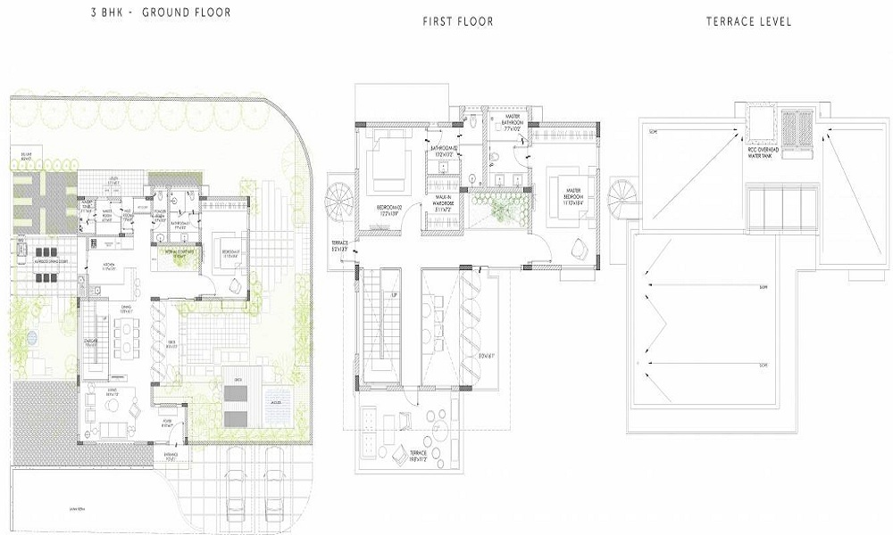 Assetz 18 And Oak Floor Plan