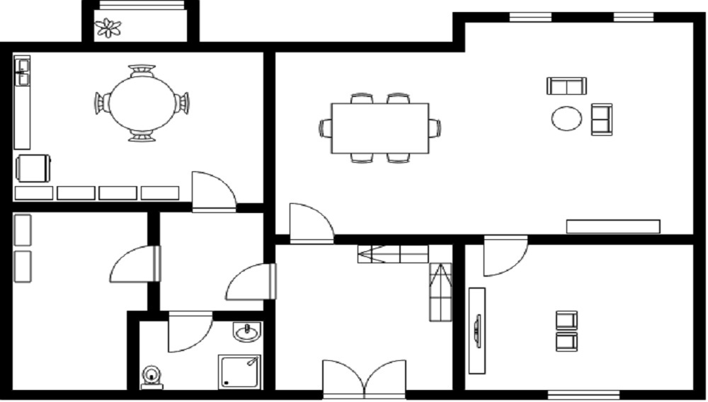 Godrej Resort Living Floor Plan