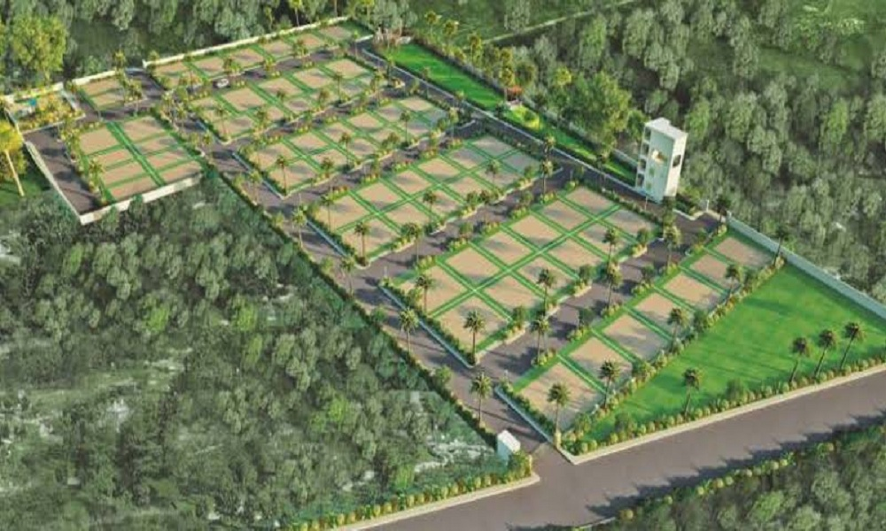 Aditya Palm Grove Floor Plan